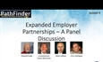 PathFinder Recording 9: Expanded Employer Partnerships – A Panel Discussion