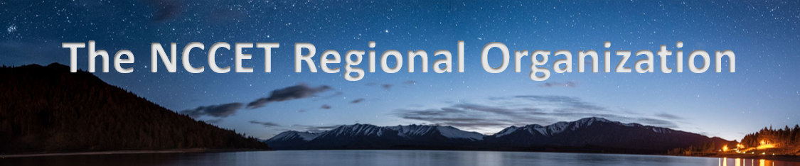 Announcing NCCET Regions